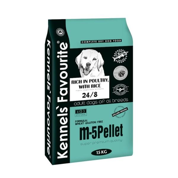 Сухой корм M-5 Pellet для взрослых собак 15кг