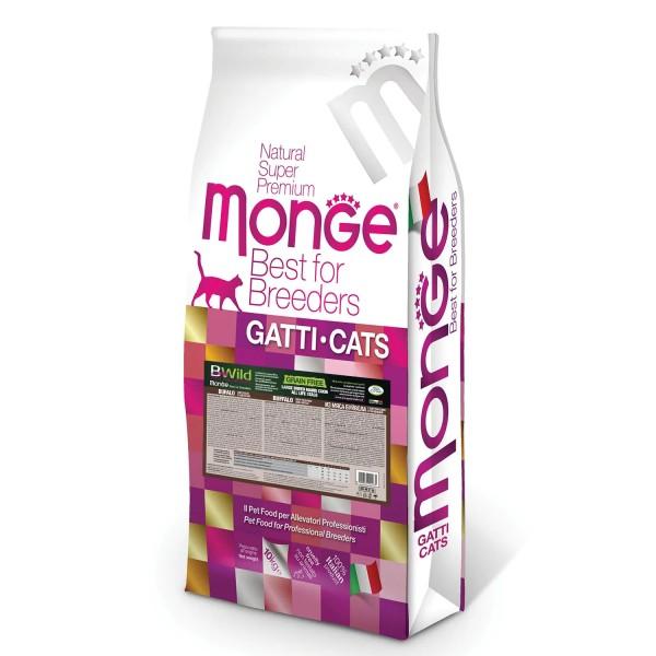 Monge PFB Cat BWild Grain Free 10 кг