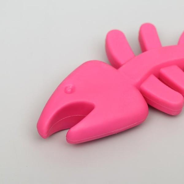 """Игрушка жевательная суперпрочная """"Планктон"""", 12,5 см, микс цветов"""