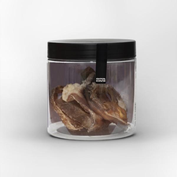 Ухо говяжье внутренне - хрустящие кусочки 60г